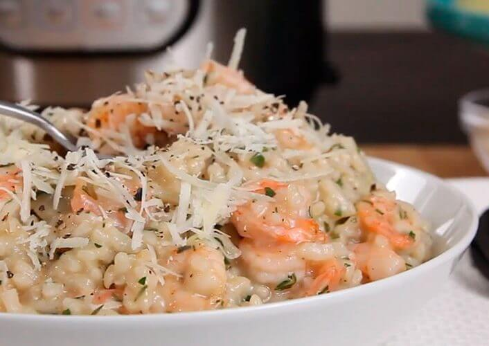 1 INSTANT POT RISOTTO CON CAMARONES MAY 15